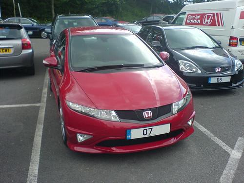 Фотографии Honda Civic Type R GT