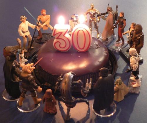 30 aniversario de Star Wars... la explicación en el nuevo blog