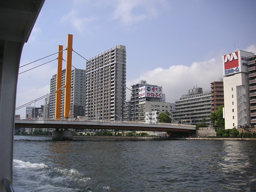 Shin-ohashi Bridge