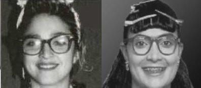 Madonna Betty la fea