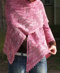 Waves in the Square Shawl PDF
