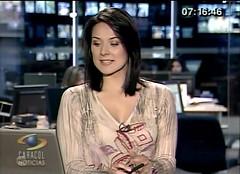20070527 Silvia Corzo - Caracol Noticias 20
