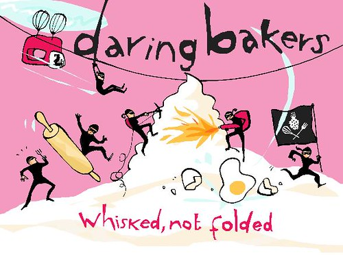 A proud member of the Daring Bakers!