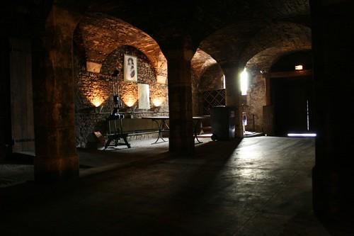 Patriarche wine cellar