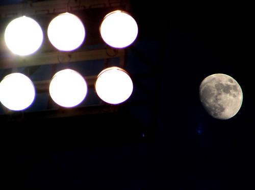 Fenway moon