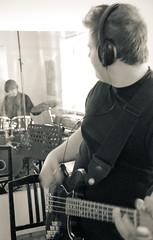 kirðirF & Aron (Siggidóri) Tags: music students studio drums raw nef bass guitar recording lightroom electricbass recordingsession bassi gítar adobergb hljómsveit nemendur upptökur trommur hljóðver musicstudents samspil tónlistarskólireykjanesbæjar grayscalemonotonebwsepiasplittoning