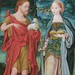 Saint John the Baptist and Saint Katherine