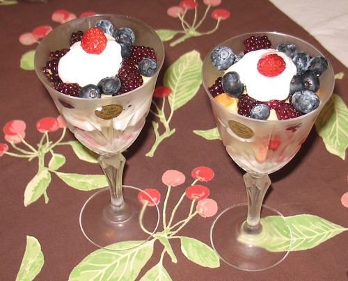 Berry Parfaits
