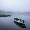 Lastly (raymond_carruthers) Tags: trees lochs trossachs mist nationalpark fog boats water lochrusky scotland