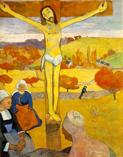 Gauguin.Christ-jaune