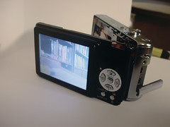 Camera Screen Operating While Taken Apart