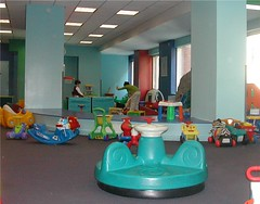 Children's Playroom at The Boulevard Condop
