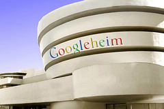 Googleheim Museum - Artists Rendition