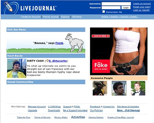 Livejournal Fools