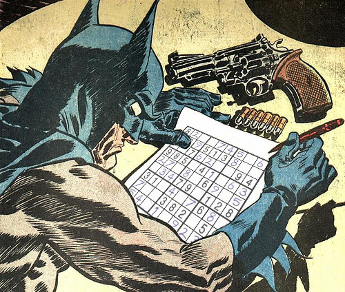 batdoku by Dave Lartigue