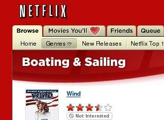 Netflix Sailing