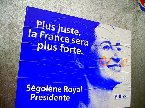 Segolene Royal