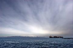 Eyjafjallajökull - Elliðaey - by omarrun