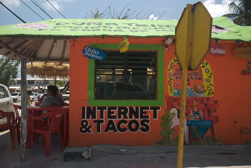 internet & tacos by lecates, on Flickr