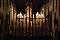 semana santa float, madrid