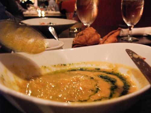 Marigold's Dahl Soup and Samosas.jpg