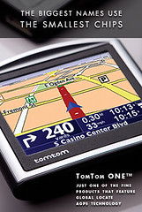 TomTom use Global Locate