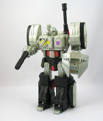 "6"" Titanium War Within Megatron"