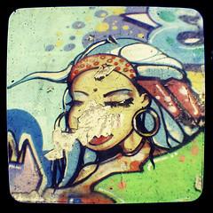 Graffitana (pianococtail) Tags: gitana skarface ttv