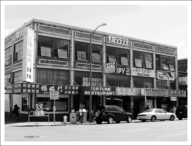 Oakland Chinatown