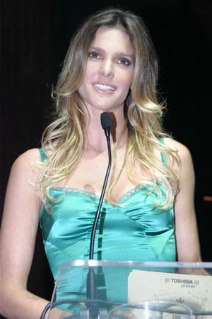 Fernanda Lima, modelo Brasileira
