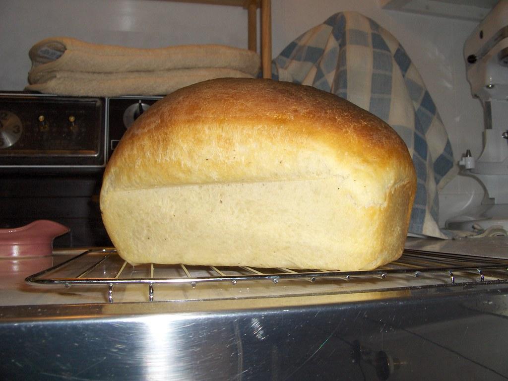 Haitian Bread (w/recipe)