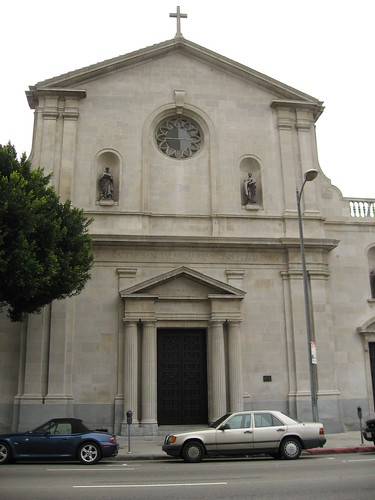 St Vibiana's Cathedral