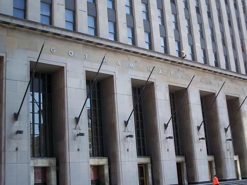 Gotham City Bank