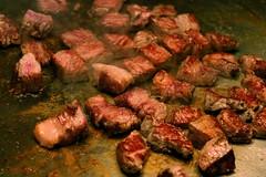 Having Kobe beef in Kobe - by joeywan