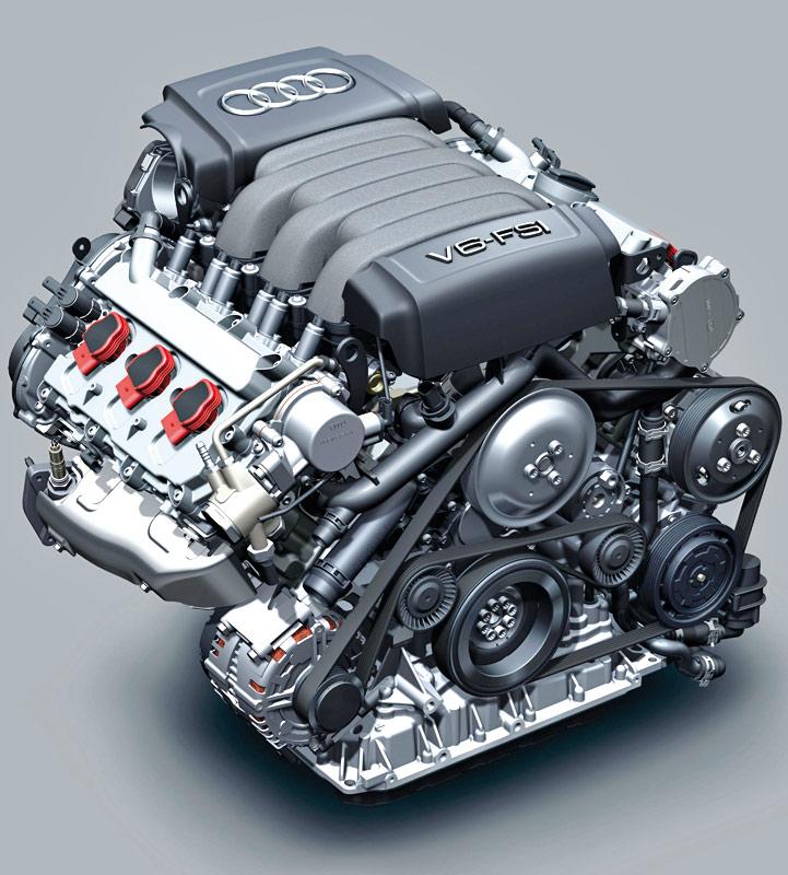 Potencia Sin Control Motor Iv Audi A5 V6 Fsi 3 2 L 265