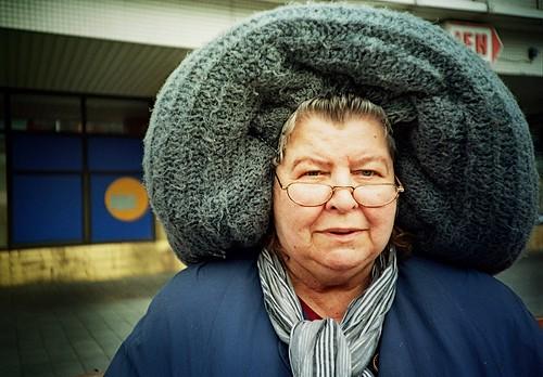 Leena the hat lady