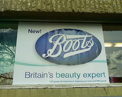 New!  Boots