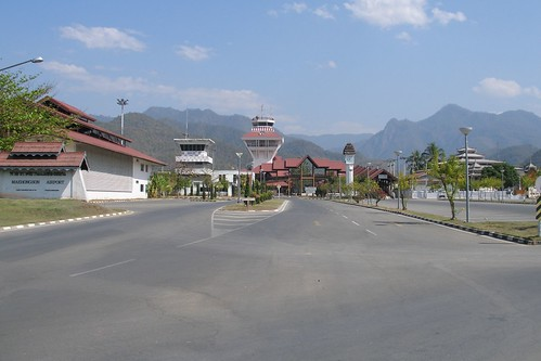 Mae Hong Son airport (2007-02-519)