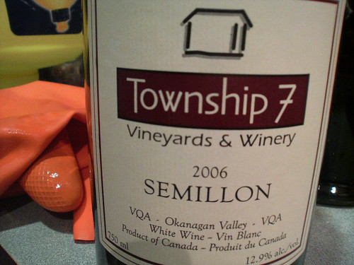 Delicious  white from Township 7 - Image513