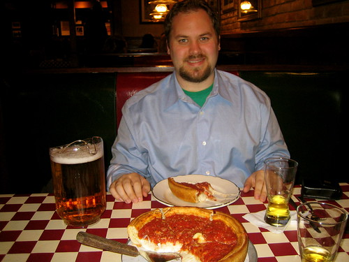 Chicago:  Giordano's Pizza