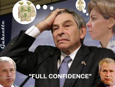 Wolfowitz Girlfriend