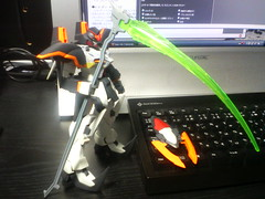 Making of Gundam Deathscythe Ver.Ka