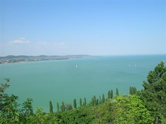 Green & Turquoise & Blue (elisabatiz) Tags: blue sea ilovenature sailing balaton wonderworld aplusphoto