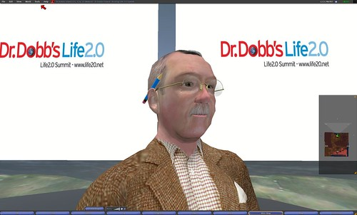 Dobbs Fredrikkson in Second Life