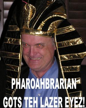 pharoahlibrarian
