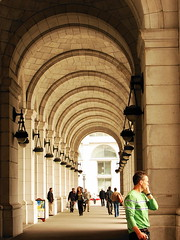 Waiting Under the Arches - by Carl_C