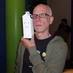 Jeff & Milk Carton