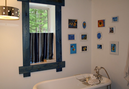 The Blue bath's new pictures.