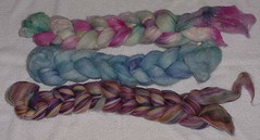 3 braids from Cloverleaf Farms
