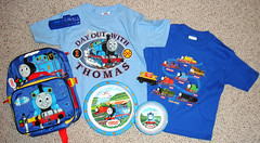 "our ""Thomas"" loot"